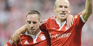 Ribery Robben