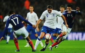 England France football